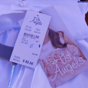 Us Angels Dresses - Girls US Angels  Dress
